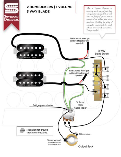 Seymour Duncan Esquire Wiring Diagram by 3 Way Blade Seymour Duncan Part 7