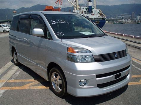 Toyota Voxy Hd Picture by 2003 Toyota Voxy Pictures For Sale