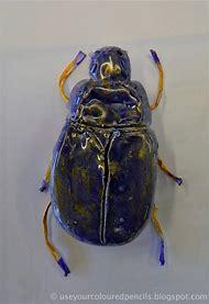 Ancient Egyptian Scarab Beetle