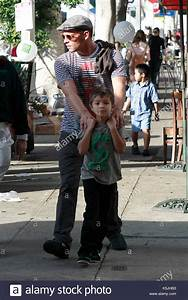 Justin Chambers and son Jackson. 'Greys Anatomy' actor ...