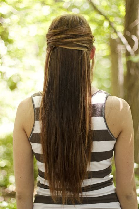 Hairstyles With Tips by 15 Inspirations Of Easy Wedding Hairstyles For