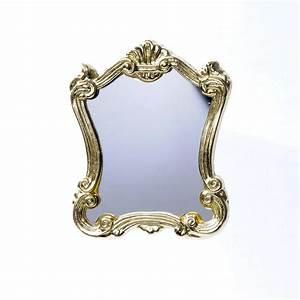 Spiegel Mit Goldrahmen : gro er antiker spiegel mit goldrahmen 19310 ~ Indierocktalk.com Haus und Dekorationen