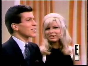 Nancy & Frank Sinatra Jr.-Something Stupid (1967) - YouTube