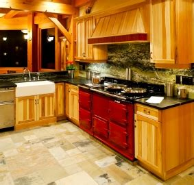 heated kitchen floor solutions
