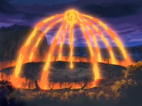 magma earth scorching lava release hammer naruto wikia cascade fanon