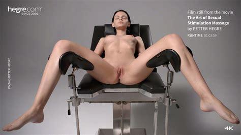 Lart Du Massage De La Stimulation Sexuelle