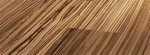 parquet semi massif contrecolle 14mm zebrano With parquet zebrano