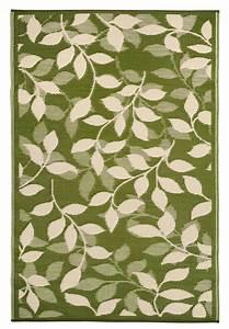 garten im quadrat outdoor teppich bali grun cremeweiss With balkon teppich mit grün weiß gestreifte tapete