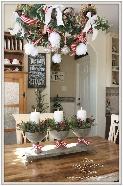 from my front porch to yours french farmhouse diy kitchen decorazioni natalizie con le candele ecco 20 fantastiche