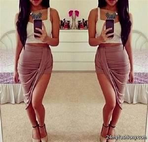 summer long dress outfits tumblr 2016-2017   B2B Fashion