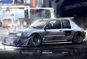 Peugeot 205 T16 1984