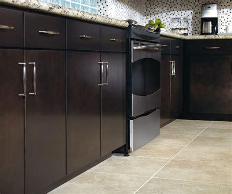 Aristokraft Kitchen Cabinet Hardware by Contemporary Kitchen With Sarsaparilla Cabinets Aristokraft