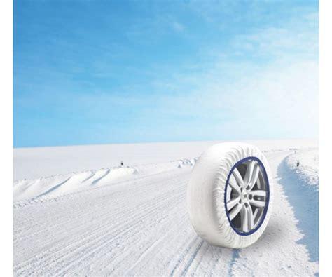 chaines neige textile voiture easysock taille l achetez