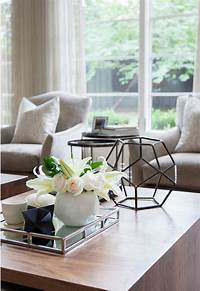 coffee table decorating ideas Interior Design Ideas - Home Bunch Interior Design Ideas