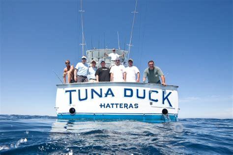 Tuna Boat Cost by Tuna Duck Charter Fishing Boat Hatteras North Carolina