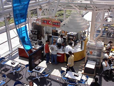 mcdonalds restaurant national air  space museum