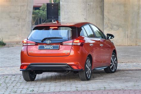 Toyota Yaris Picture by Toyota Yaris 2018 Launch Review Cars Co Za