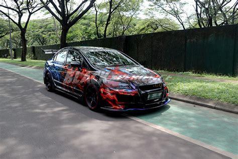Modifikasi Honda Civic Type R by Modifikasi Honda Civic Fd Racing Anti Mainstream