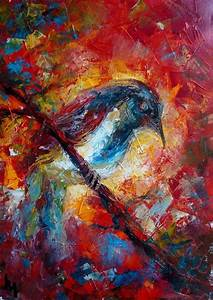 261 best Abstract Paintings, Bright Colors images on ...