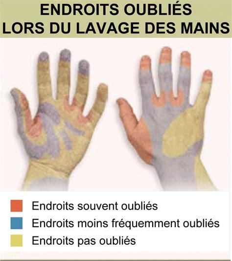 protocole de lavage des mains en cuisine hygiène