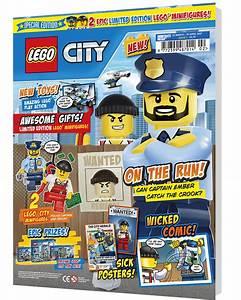 Lego City Magazin : lego city magazine books ~ Jslefanu.com Haus und Dekorationen