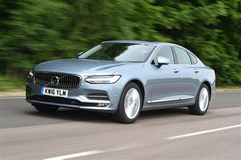 Volvo S90 2016 Uk Review  Pictures  Auto Express