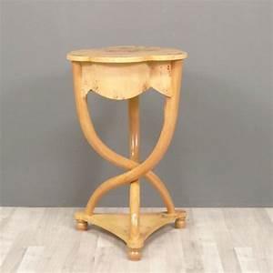 Art Nouveau Mobilier : gu ridon de style art nouveau meubles art d co meubles ~ Melissatoandfro.com Idées de Décoration