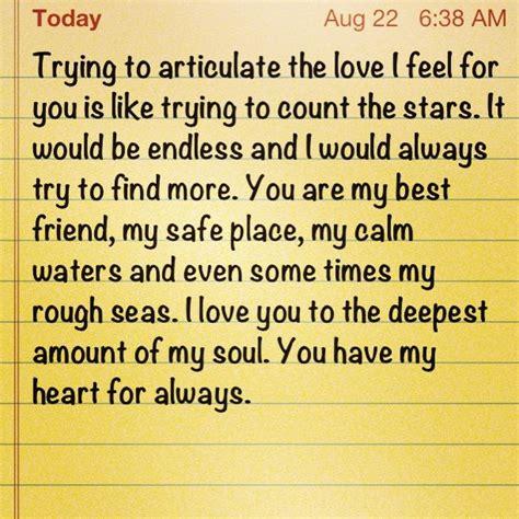 love letter   husband husband pinterest