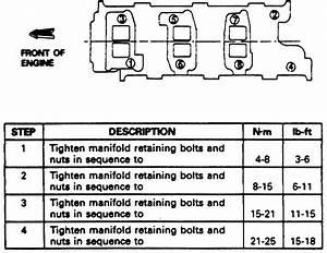 Ford 4 0 Sohc Intake Manifold Torque