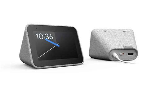 ces   lenovo smart clock  google assistant