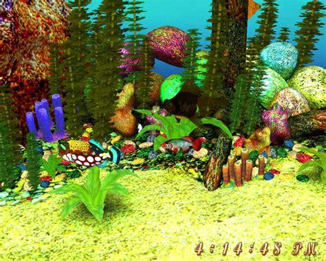 3d gun image 3d aquarium screensaver