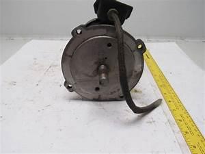 Dayton 2m167d 1  4 Hp 90vdc Permanent Magnet Motor 56c Frame 1725rpm