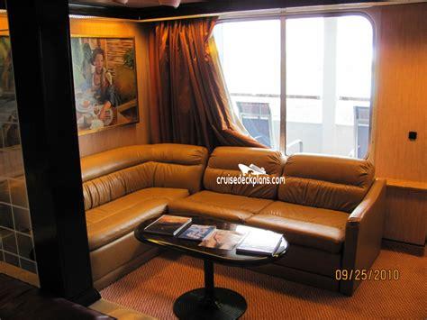 penthouse suite cabin picture