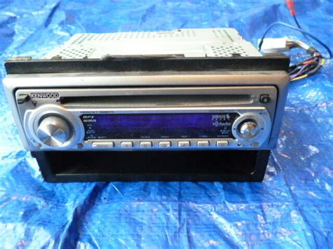 kenwood kdc mp228 player mp3 sirius radio wma 50wx4 head unit deck stereo 19048158161 ebay