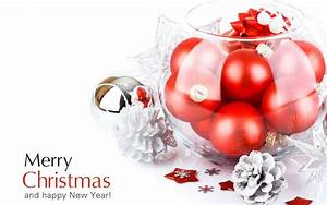 Merry Christmas And Happy New Year wallpaper - 1040944