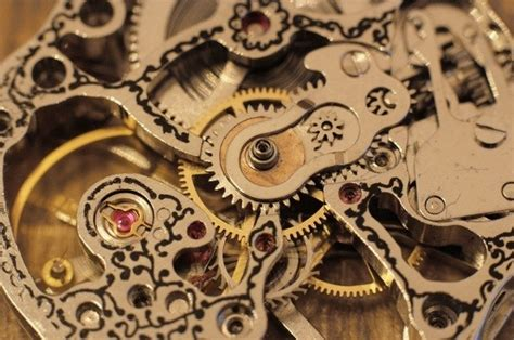 Which Type Of Gears Are Used In Watches?