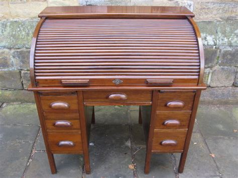 antique mahogany roll top desk mahogany roll top desk antiques atlas