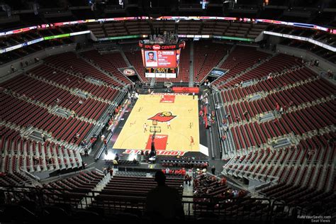kfc yum center seating chart seat numbers brokeasshomecom