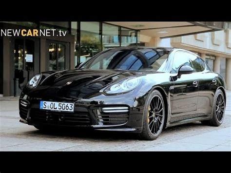 Porsche Panamera Turbo S, Range Rover
