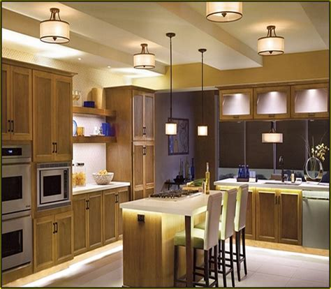 decorative fluorescent light fixtures kitchen home