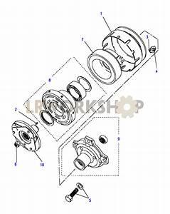 Air Conditioning Compressor - 2 5 Td