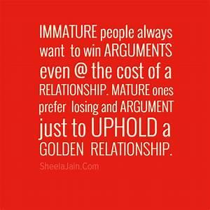 ARGUMENT QUOTES... Condor Arguments Quotes