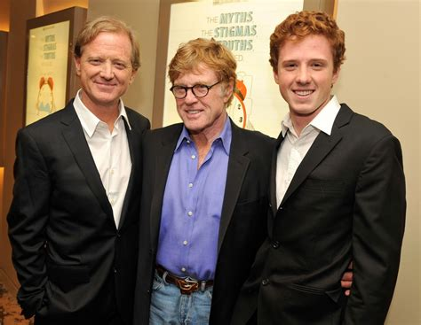 robert redford narrator storylines bloodlines robert redford and grandson talk