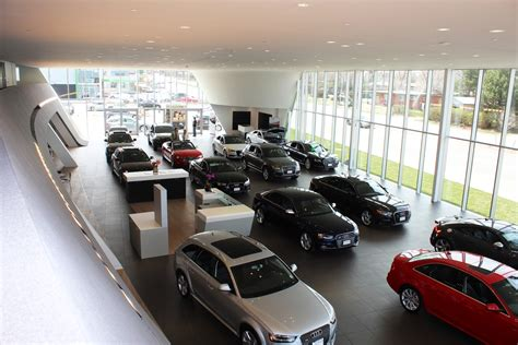 Audi Denver Usa Certified Pre-owned Showroom Now Open