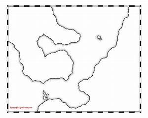 More Land Mass Outlines
