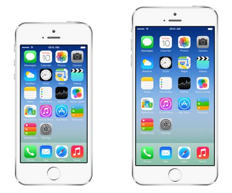 iphone 6 screen on apple s transition to larger screened iphones