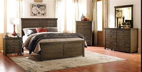 homelegance hardwin bedroom set weathered grey rustic