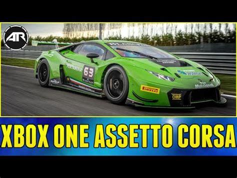 assetto corsa xbox one assetto corsa xbox one ps4 release date car list
