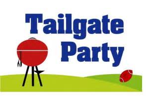 Tailgate Party Food Clip Art