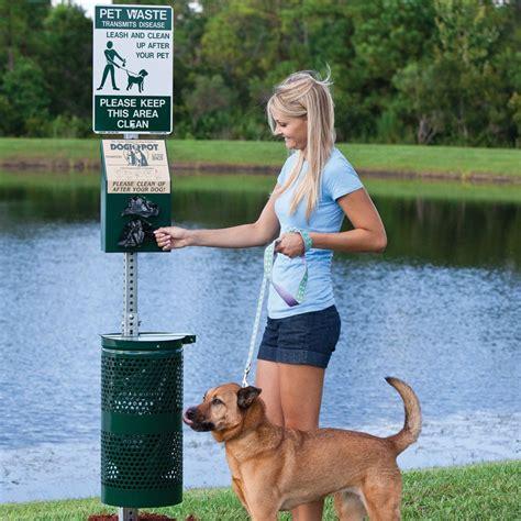 dogipot pet waste stations sports advantage